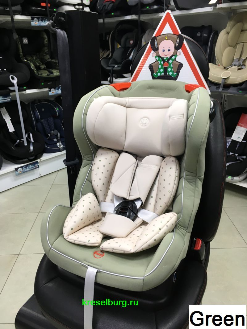 Автокресло HAPPY BABY PASSENGER V2 (0-25 кг)